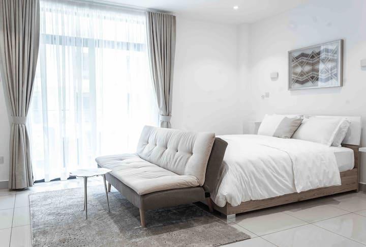 Luxury Spacious Studio Apartment