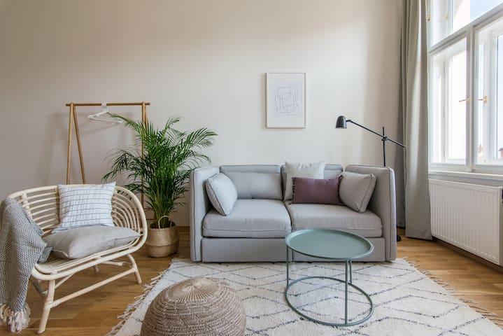 Peace Square - Family Apartment