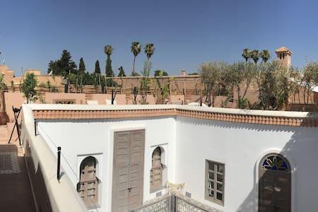 Une chambre au Paradis - Marrakech