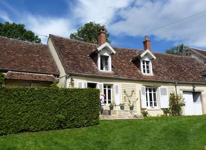 Cosy French Country Cottage  - Authiou - บ้าน
