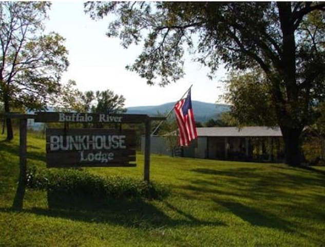 Buffalo River Bunkhouse