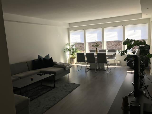 Modern and central appertement in Bergen