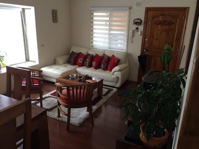 Casa acogedora y elegante en Concepción - Concepción - Rumah