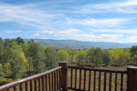 Colorado ski,golf,fish,hike getaway - Edwards - House