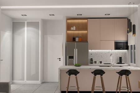 Luxury studio in the heart of Kifisia (2020)