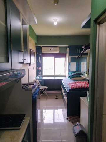 Apartemen Everyday Smart Hotel Kamar 1058