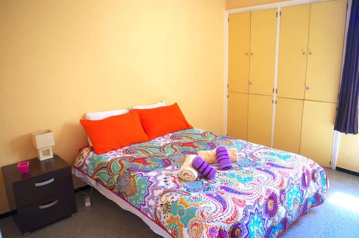 Great Bedroom with a view Rabat city center - Rabat - Apartamento