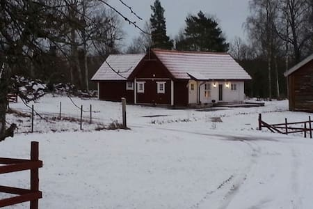 Charming house on the countryside. - Arboga - Hus