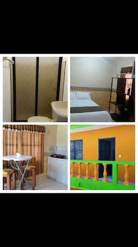 Kitchennet Studio at the Best Deal! - Cancún - Apartment