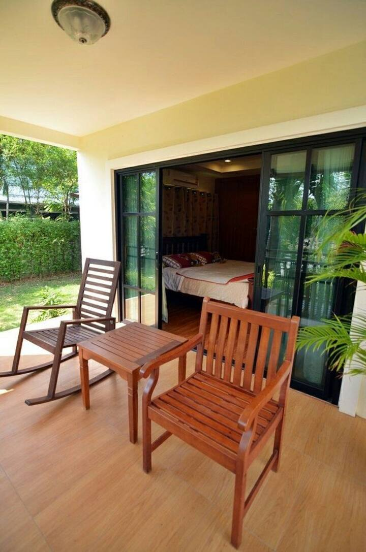 Cozy&Peaceful apartment 2B@Rimtalay Angsila