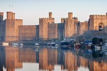 Historical Caernarfon
