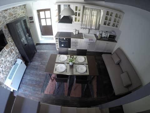 Agiasos Theros II Residence