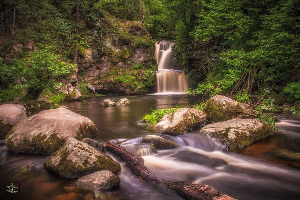 The Linn Falls, Aberlour