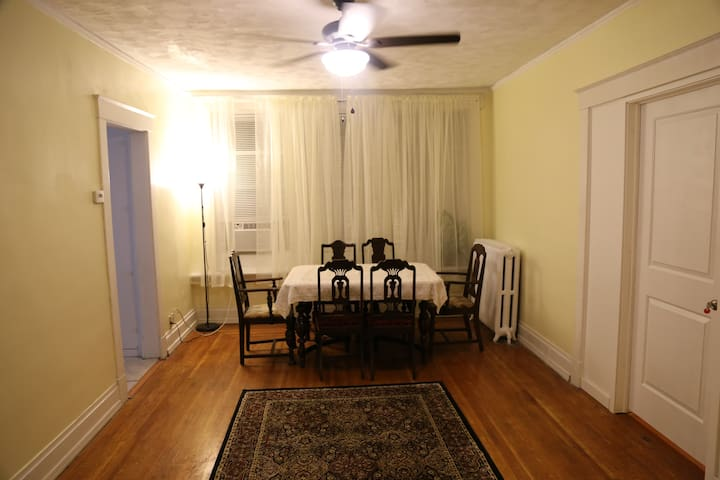 14. HUGE very bright master bedroom in Clifton