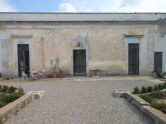 Borghetto A Sud next to Gallipoli - Cutrofiano - Daire