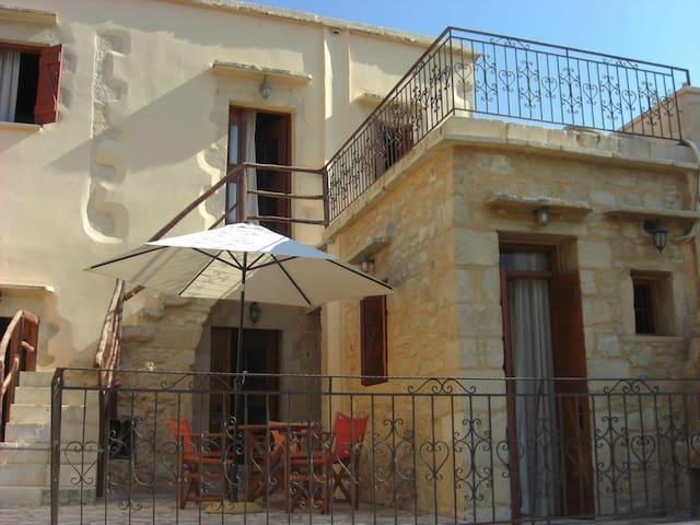 Patriko Residence (Chrysi) - Vafes - Casa