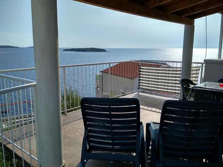 Marko 2 -  apartment with beautiful seaview
