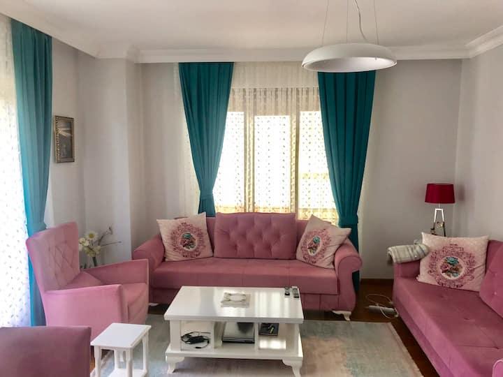New charming flat near Kadikoy