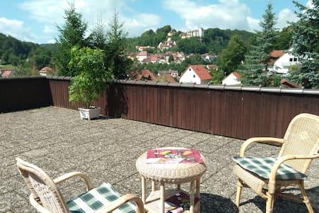 Longmen Mountain Villa Luftkurort, best Ausblick - Egloffstein
