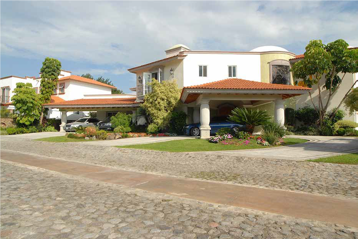 Casa la aldea
