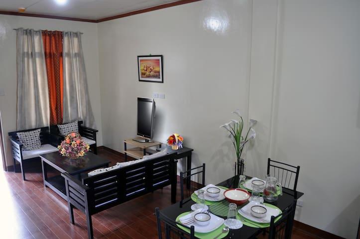 Affordable family friendly  house - Puerto Princesa - Leilighet