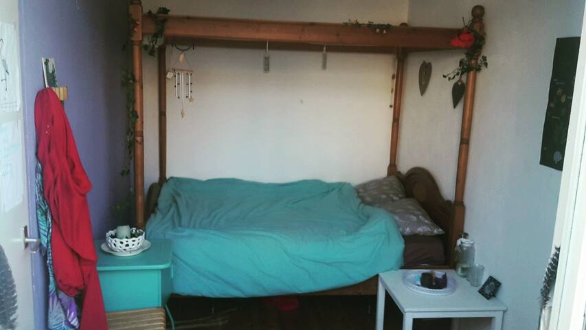 Spacious room in centre of Haarlem