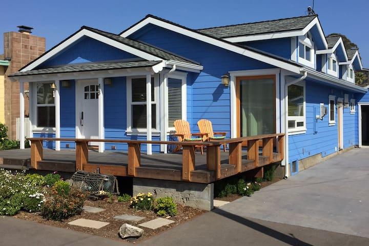 Little Blue Beach House