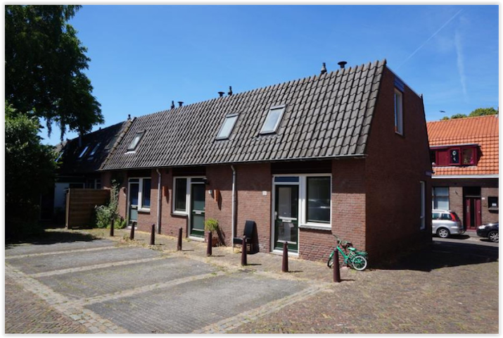 Private house in Medieval Center of Muiden