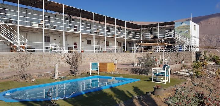 Hostal , Habitaciones y apartamentos Iquique