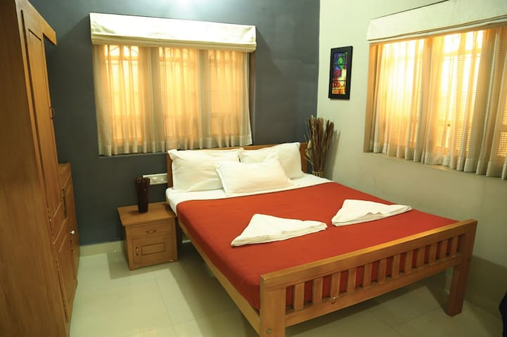 Two bedroom apartment in Kalpetta - Kalpetta
