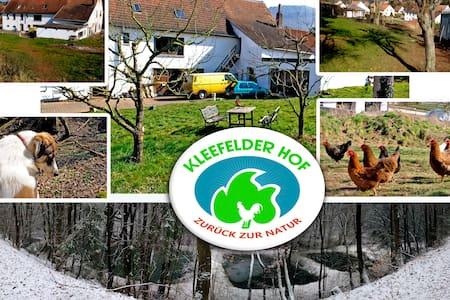 das Windrad freie Königsland - Hinzweiler - Σπίτι