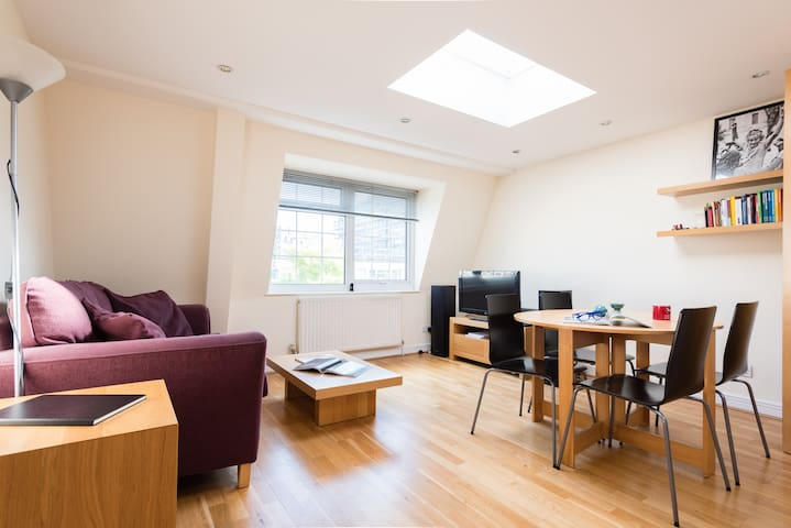 Bright and airy double bedroom - Londen - Appartement