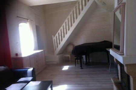 Maison Oyonnax avec jardin - Oyonnax - Maison