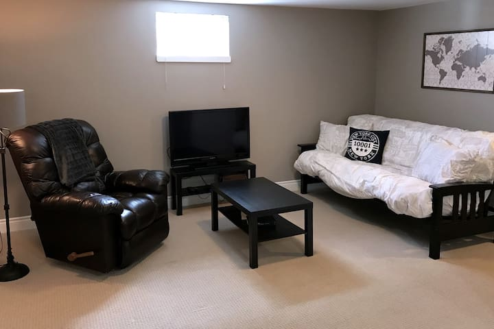 Cozy 1BR Guest Suite minutes from Wortley Village