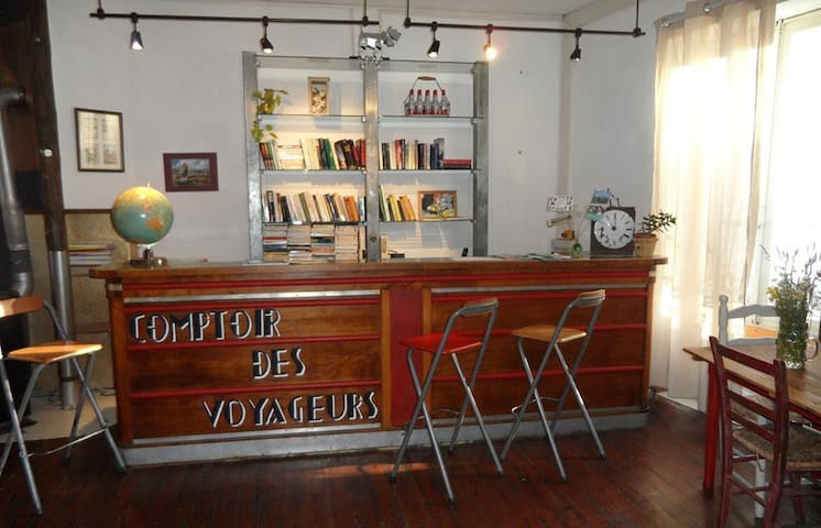 Chambre d'hôte Le Modest'inn - Langogne - Guesthouse