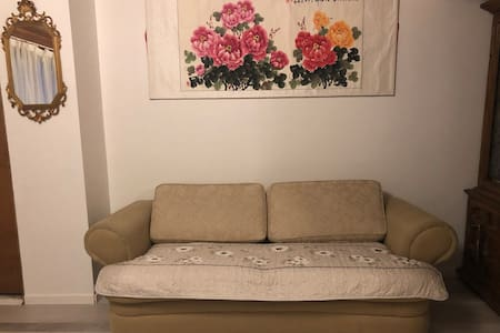 brand new renovated spacious and clean bedroom