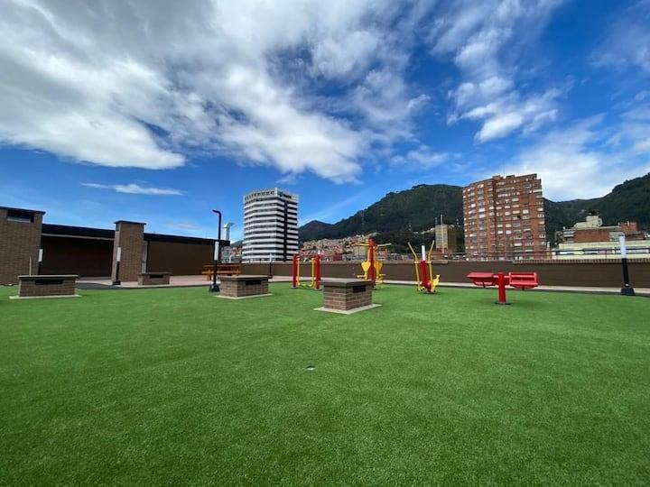Apartament Suite Confort 39 Zona Turistica  Bogota
