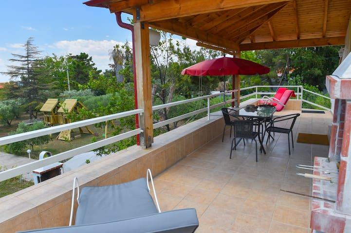 Barbeque/balcony