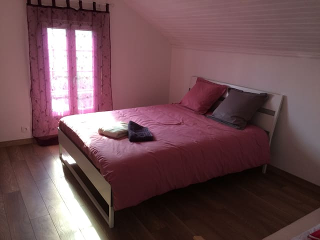 Jolies Chambres proches Paris, Orly  #2