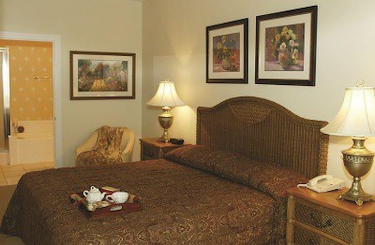 Wonderful AIRY Two bedroom at Kings Creek