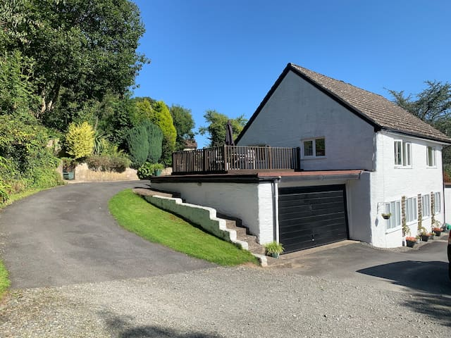 The Harrow - Tranquil cosy cottage in Devon!