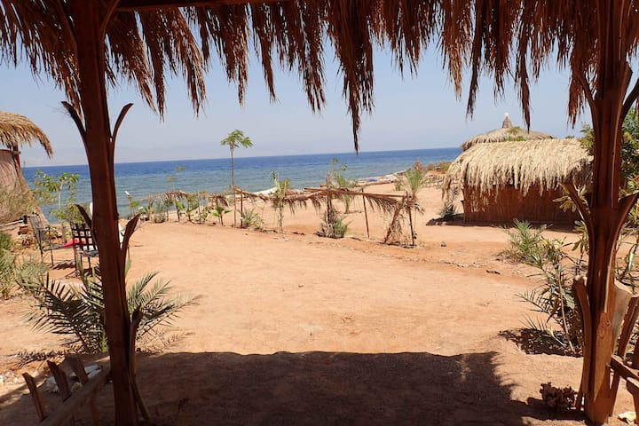Bedouin Star Deluxe double Bungalow 1 - Qesm Dahab - อพาร์ทเมนท์