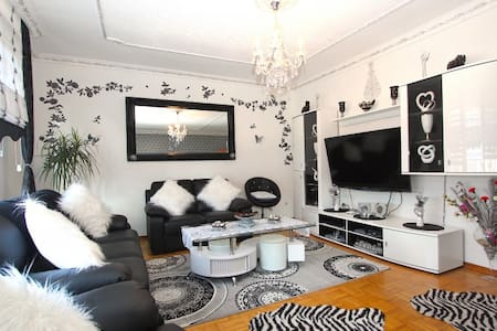 ID 5927 | 3-Zimmer-Apartment wifi - Sarstedt