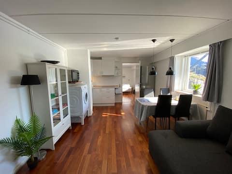 Appartamento con vista/Appartamento seminterrato con vista