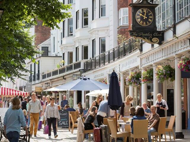 Unforgettable Historic  Royal Tunbridge Wells