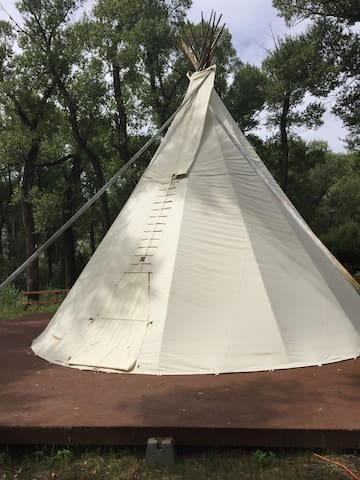 Wonderful Authentic Tipi - Antonito - Tipi