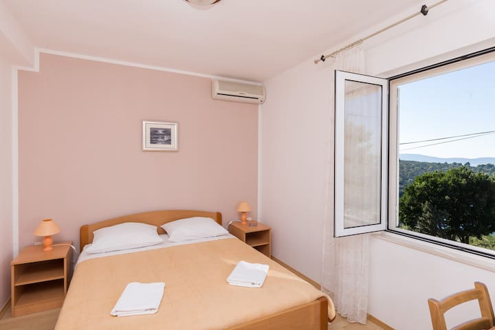 Apartment & Rooms Villa Katarina - Double Room with Shared Balcony 3