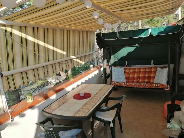 Mansarda monolocale a Calalunga-Pietragrande