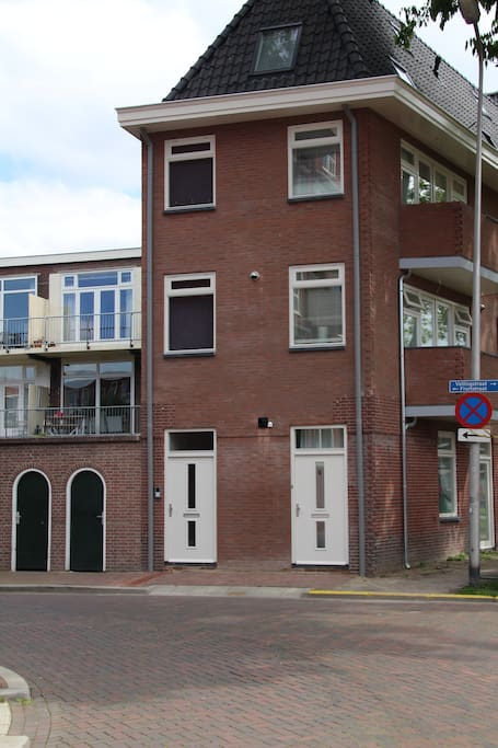 Apartment 50G on the right side on the photo