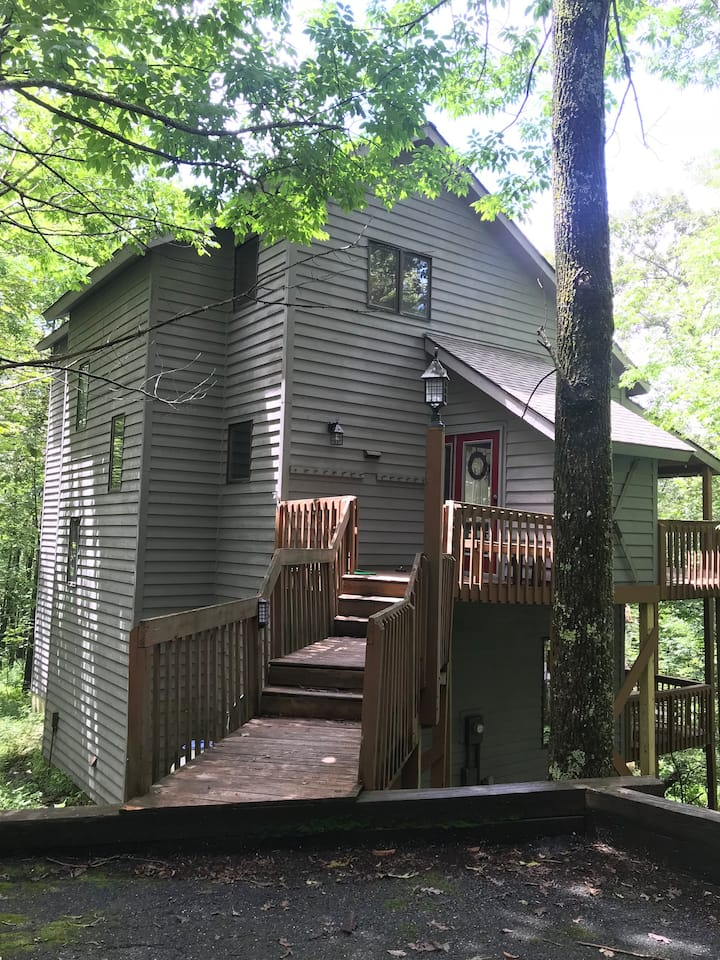 The Treehouse at Wintergreen